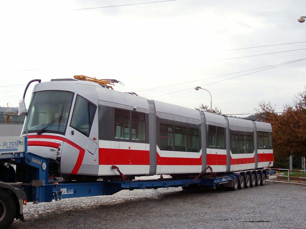 Fotogalerie » Škoda 13T0 1901 | Brno | vozovna Medlánky