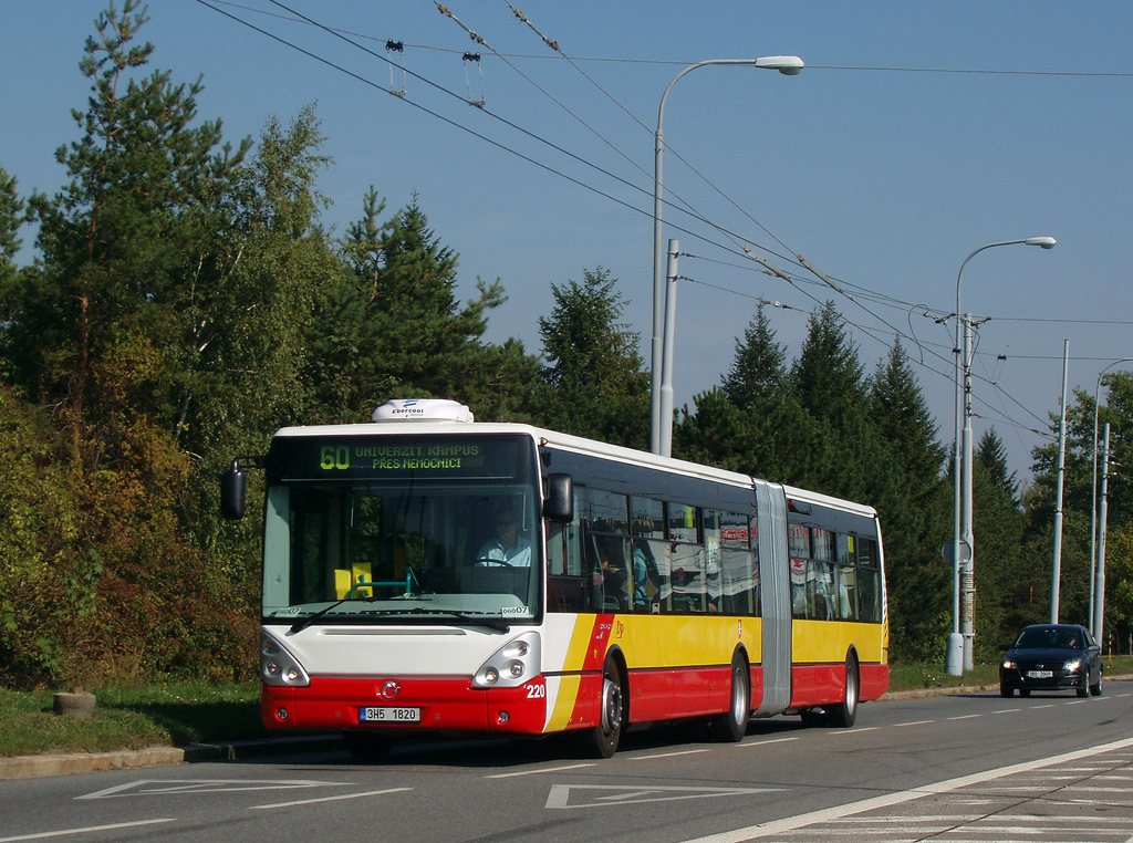 Fotogalerie » Irisbus Citelis 18M 3H5 1820 2708 | Brno | Starý Lískovec | Jihlavská