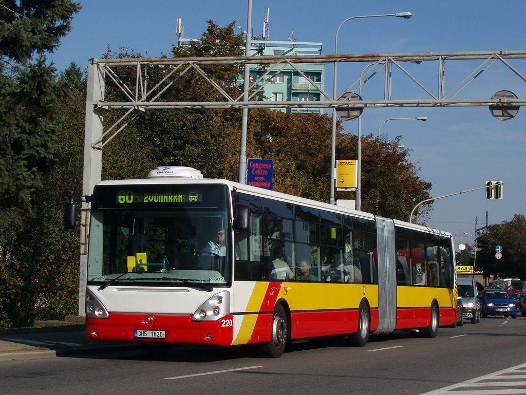 Fotogalerie » Irisbus Citelis 18M 3H5 1820 2708 | Brno | Staré Brno | Poříčí