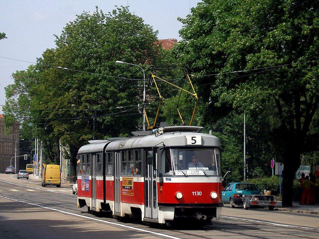 Fotogalerie » ČKD Tatra K2YU 1130 | Brno | Štýřice | Vídeňská