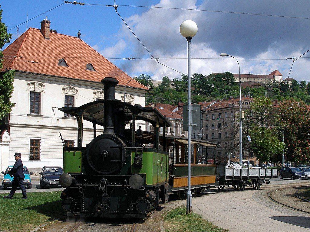 Fotogalerie » Kraus&Co Caroline 10 | vp1 25 | vp1 1 | Brno | Staré Brno | Mendlovo náměstí | Mendlovo náměstí, smyčka