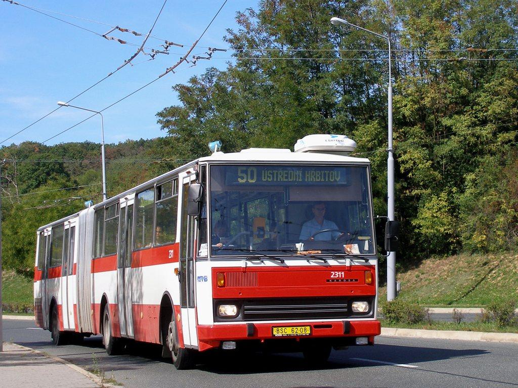 Fotogalerie » Karosa B741.1924 BSC 62-08 2311 | Brno | Kamenný Vrch | Petra Křivky