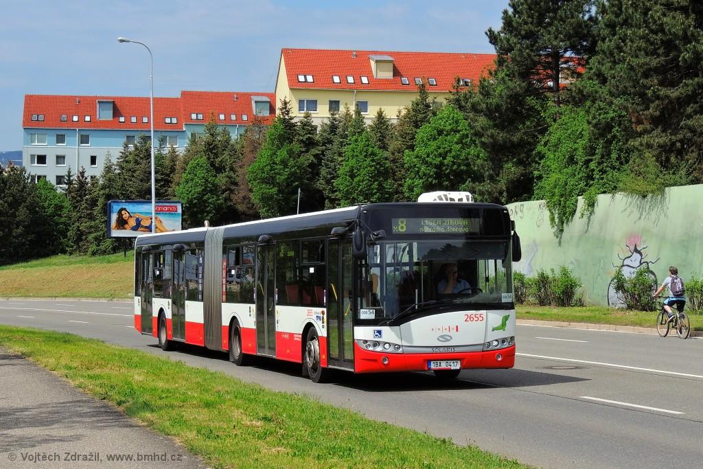 Fotogalerie » Solaris Urbino 18 III 1BA 0417 2655 | Brno | Líšeň | Novolíšeňská