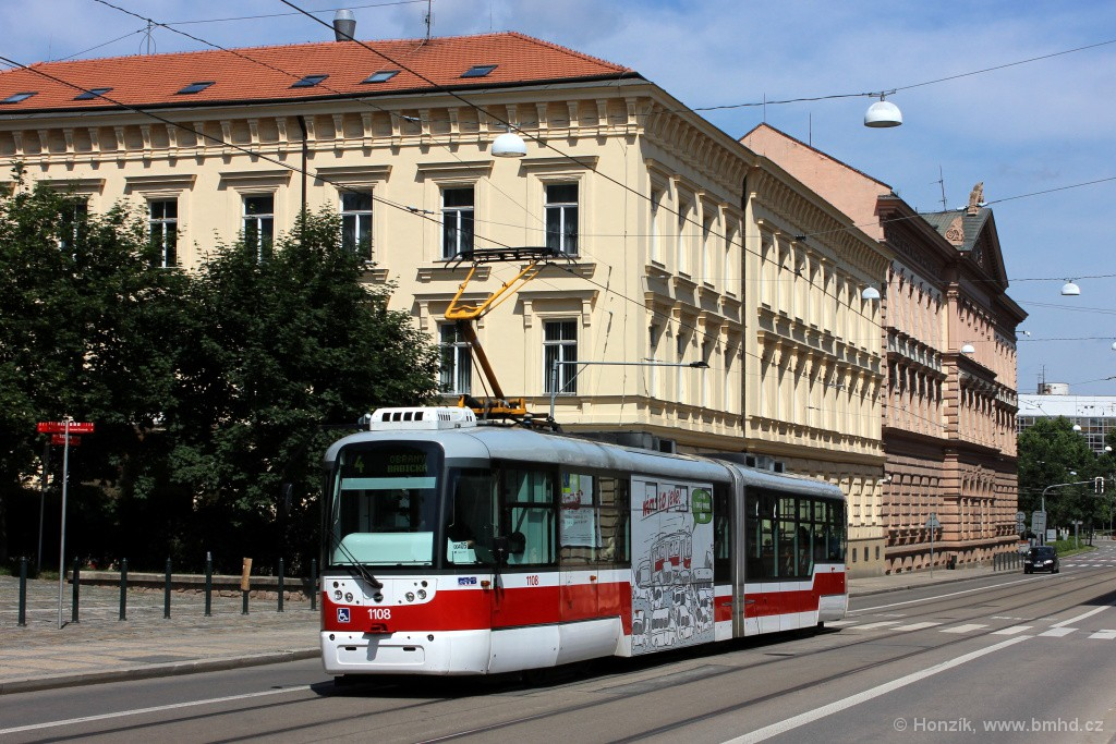 Fotogalerie » Pragoimex VarioLF2R.E 1108 | Brno | střed | Husova