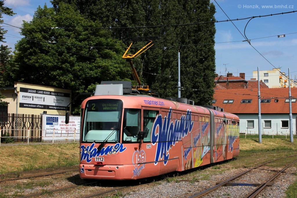 Fotogalerie » Pragoimex VarioLF2R.E 1112 | Brno | Štýřice | Vídeňská