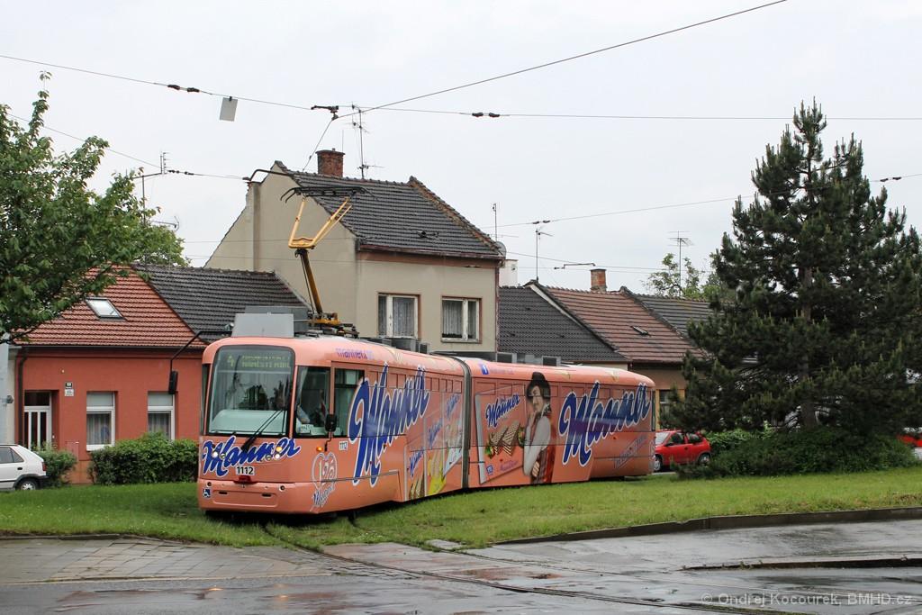 Fotogalerie » Pragoimex VarioLF2R.E 1112 | Brno | Maloměřice | Dolnopolní