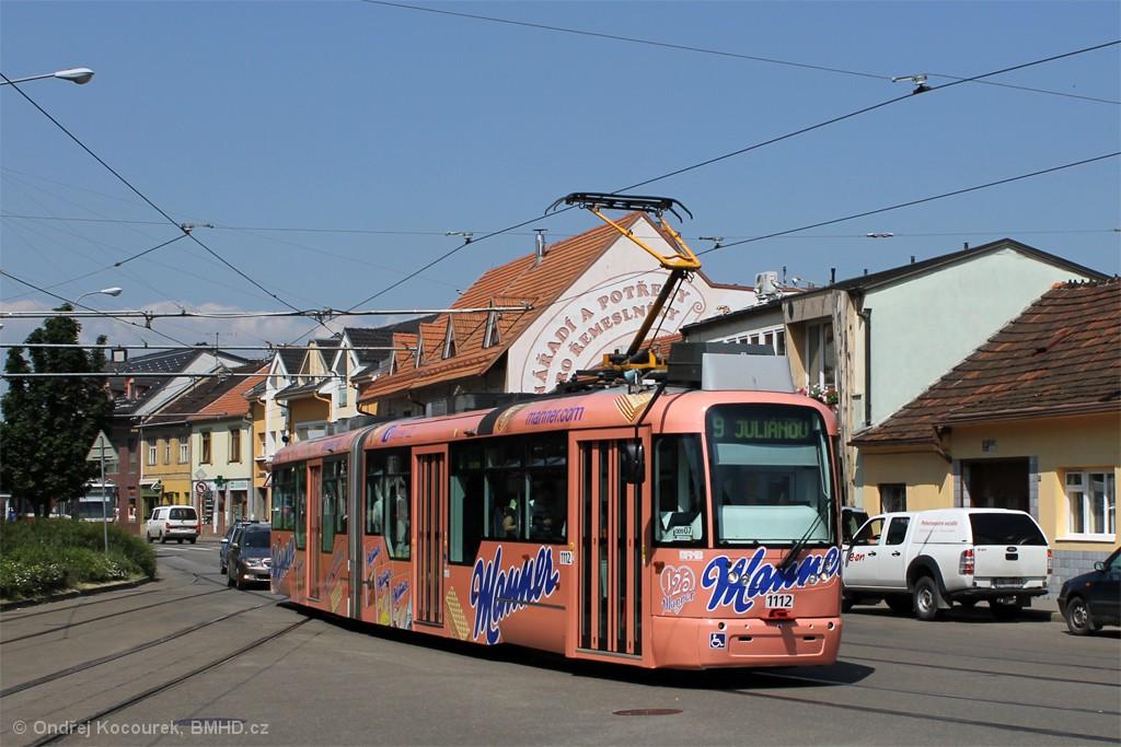 Fotogalerie » Pragoimex VarioLF2R.E 1112 | Brno | Židenice | Táborská