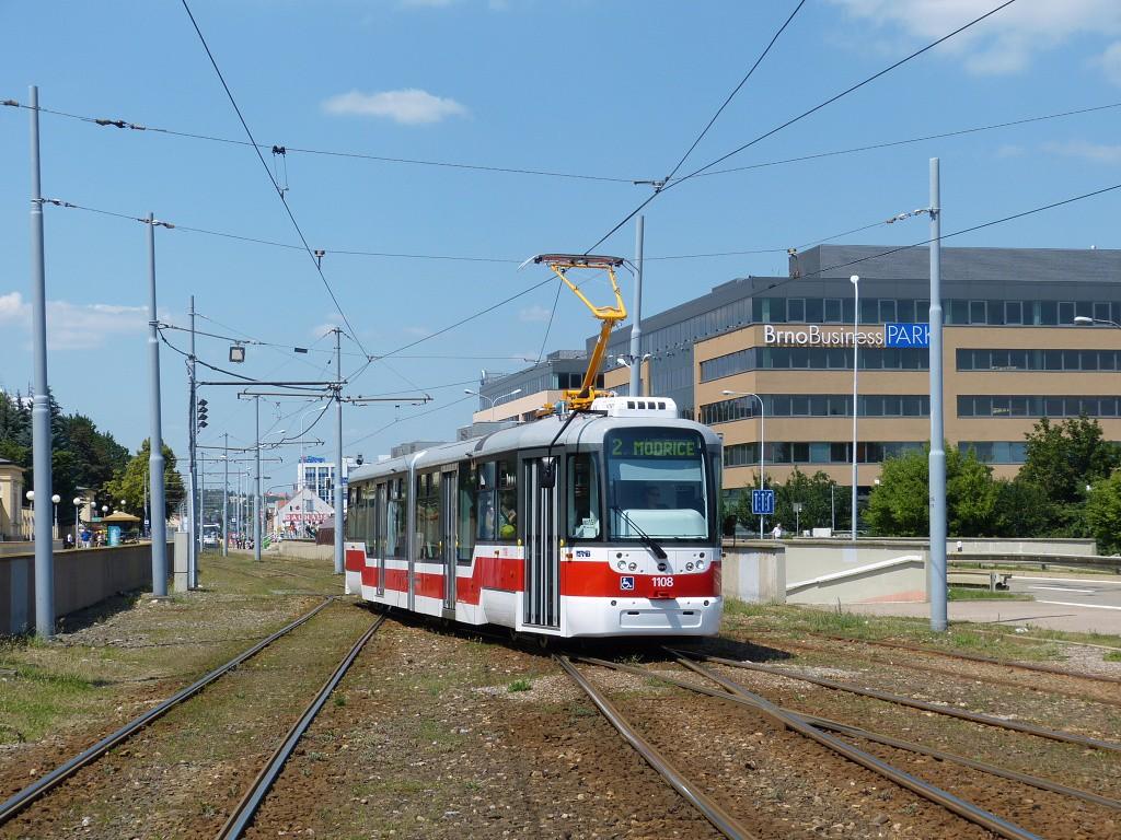 Fotogalerie » Pragoimex VarioLF2R.E 1108 | Brno | Štýřice | Vídeňská