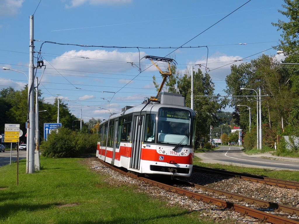 Fotogalerie » Pragoimex VarioLF2R.E 1112 | Brno | Bystrc | Kníničská