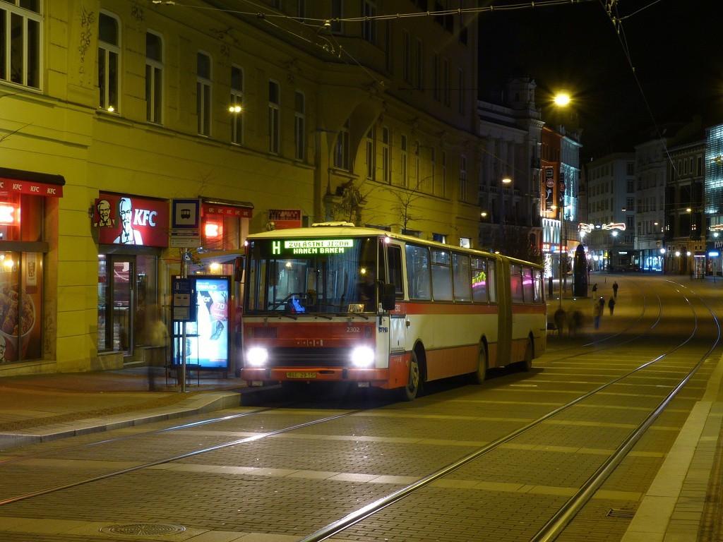 Fotogalerie » Karosa B741.1916 BSC 29-15 2302 | Brno | střed | náměstí Svobody | Náměstí Svobody