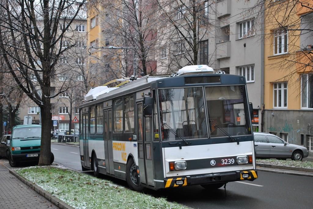 Fotogalerie » Škoda 14Tr10/6 3239 | Brno | střed | Zahradníkova
