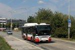 Pro zkušební provoz byl vybrán Urbanway 12M 7085