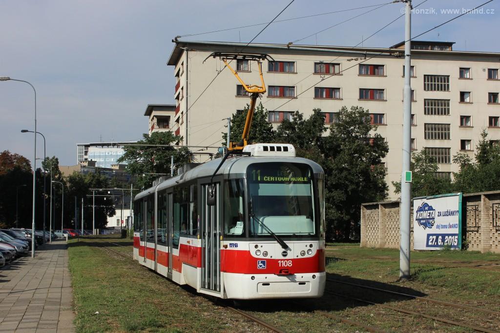 Fotogalerie » Pragoimex VarioLF2R.E 1108 | Brno | Staré Brno | Veletržní
