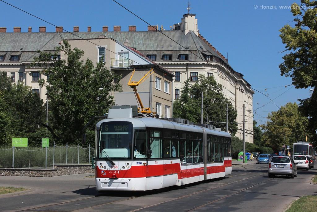 Fotogalerie » Pragoimex VarioLF2R.E 1114 | Brno | Černá Pole | Lesnická