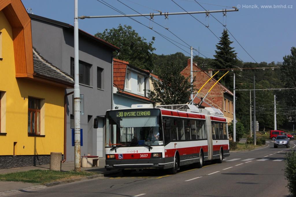 Fotogalerie » Škoda 22Tr 3607 | Brno | Komín | Hlavní | Podveská