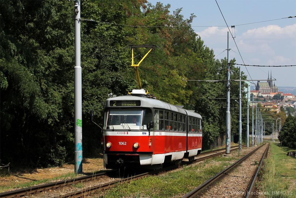 Fotogalerie » ČKD Tatra K2P 1062 | Brno | Bohunice