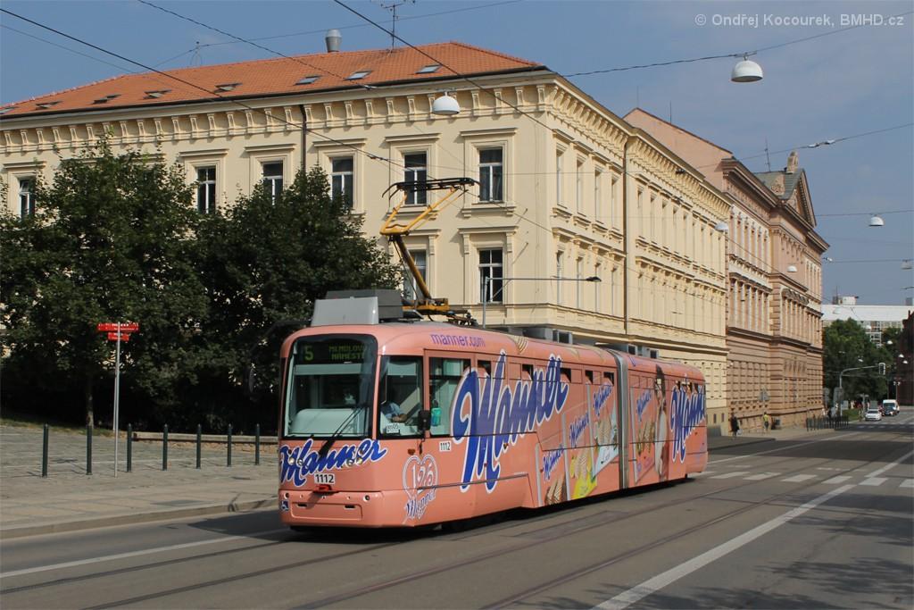 Fotogalerie » Pragoimex VarioLF2R.E 1112 | Brno | střed | Husova