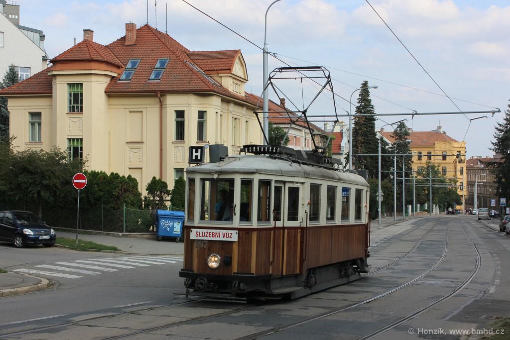 Fotogalerie » KPS Brno mv6.3 107 | Brno | střed | Údolní