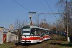 Souprava tramvají 2xLF1
