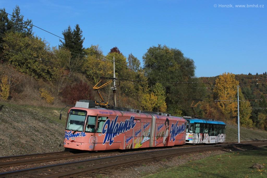 Fotogalerie » Pragoimex VarioLF2R.E 1112 | Pragoimex VarioLFR.E 1556 | Brno | Bystrc