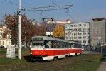 Poslední týden provozu soupravy 1575+1580