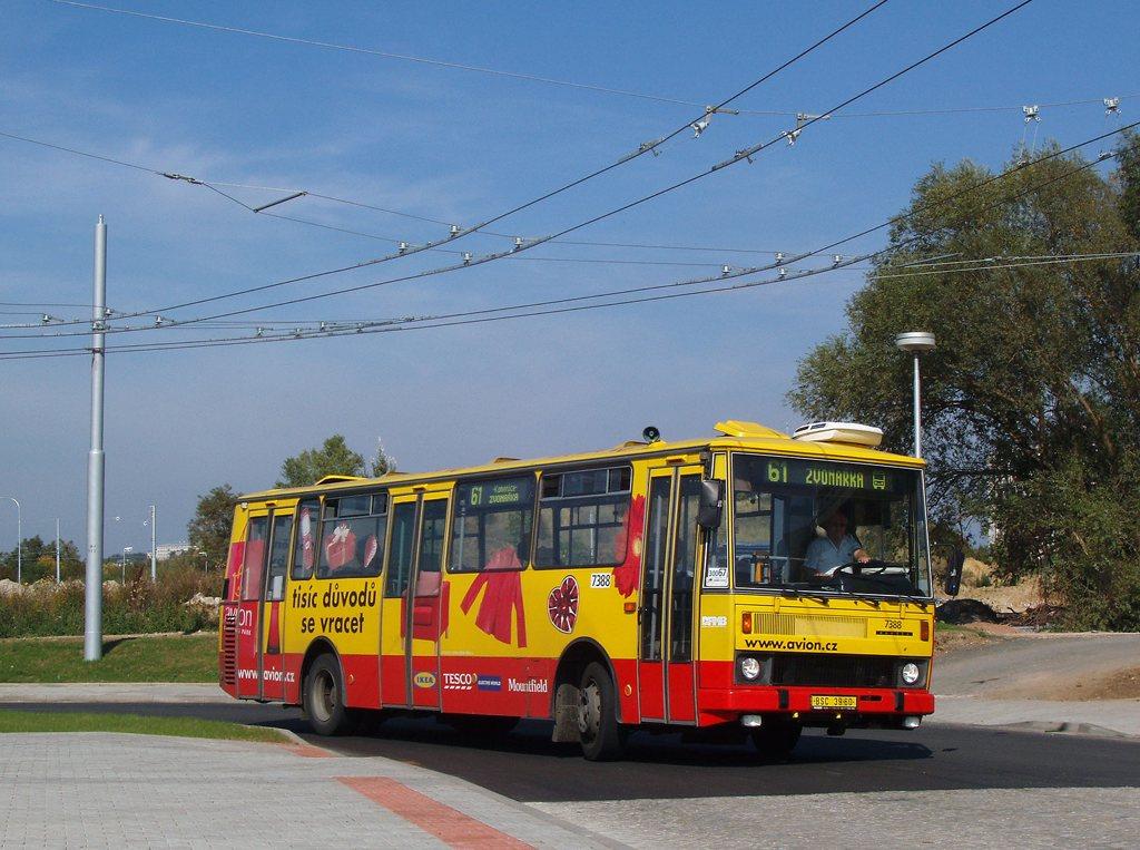Fotogalerie » Karosa B732.1654.3 7388 | Brno | Bohunice | Netroufalky