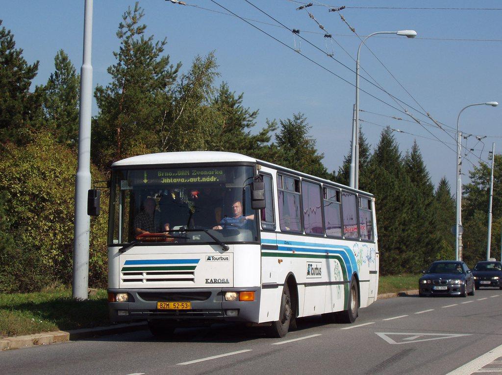 Fotogalerie » Karosa C934E.1351 BZM 52-53 | Brno | Bohunice | Jihlavská