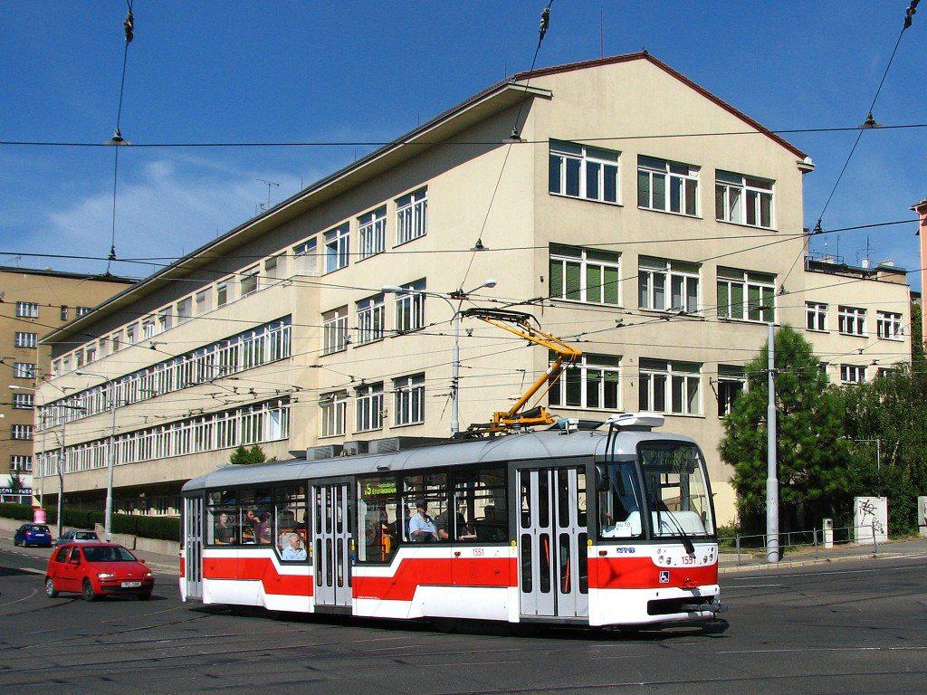 Fotogalerie » Pragoimex VarioLFR.E 1551 | Brno | Černá Pole | Merhautova