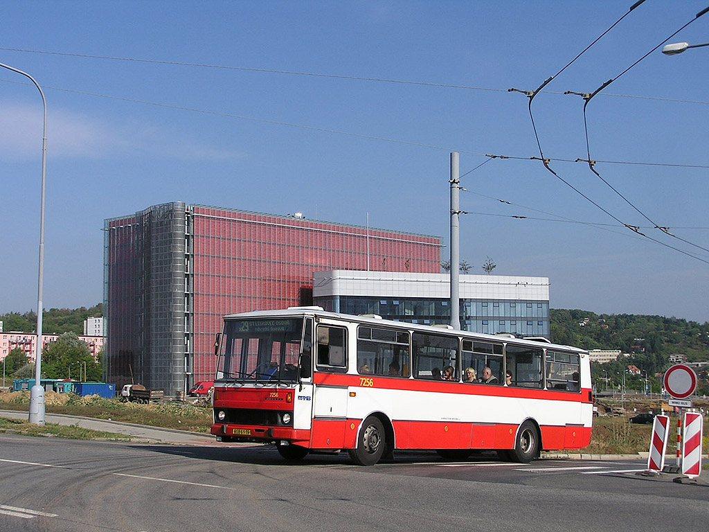 Fotogalerie » Karosa B732.20 7256 | Brno | Bohunice | Netroufalky
