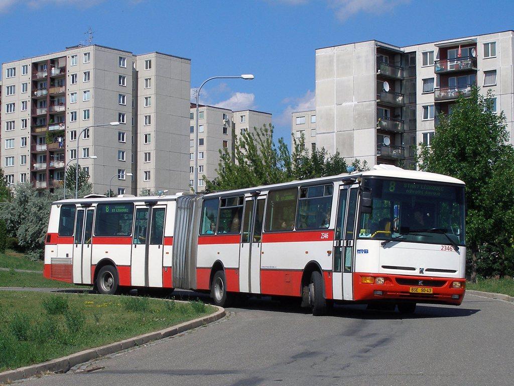 Fotogalerie » Karosa B941E.1962 2346 | Brno | Bohunice | Okrouhlá