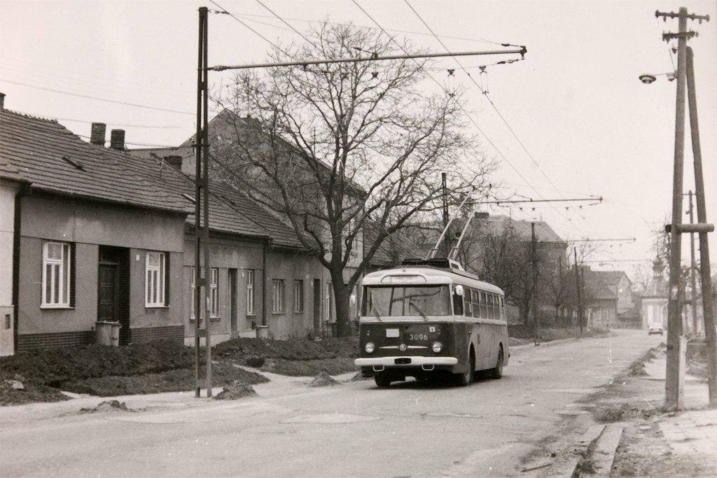 Fotogalerie » Škoda 9Tr20 3096 | Brno | Slatina | Matlachova