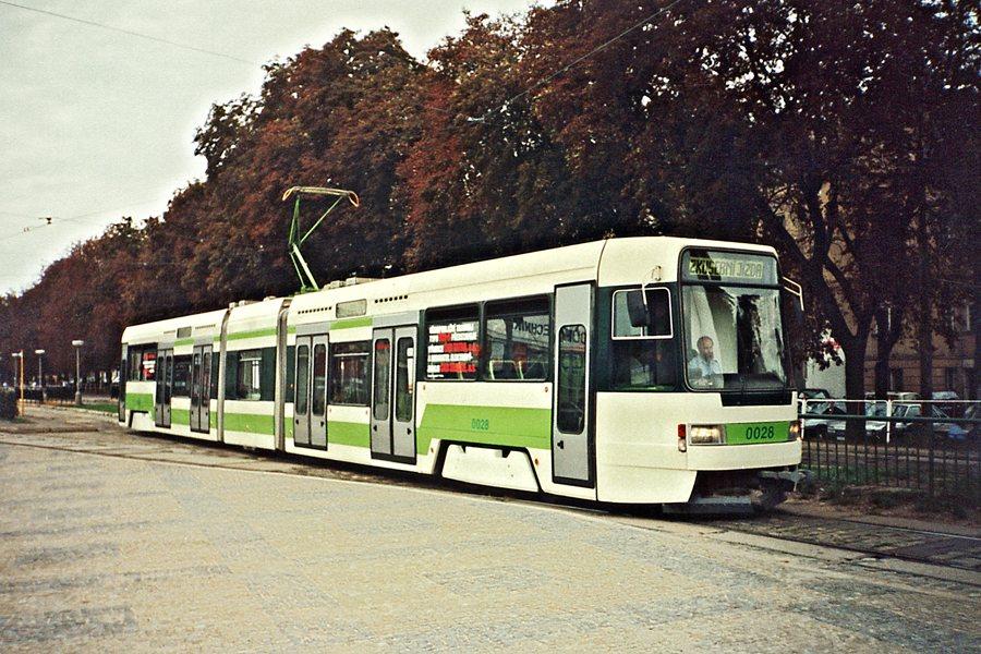 Fotogalerie » ČKD DS RT6N 0028 | Brno | Pisárky | Výstaviště