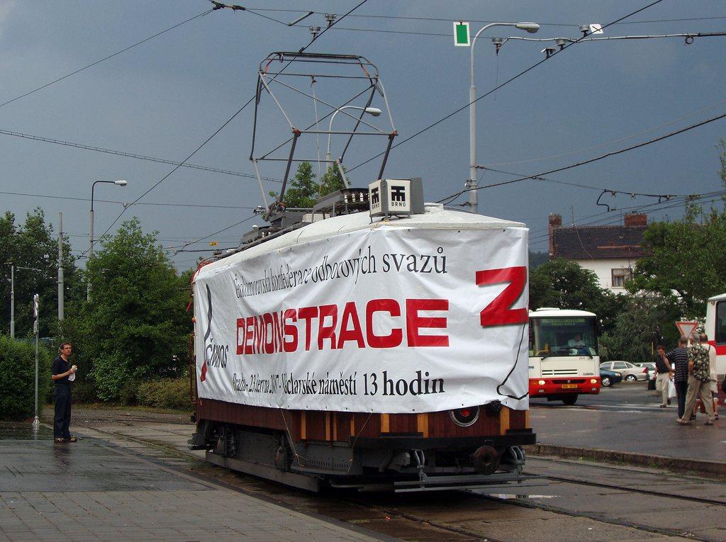Fotogalerie » KPS Brno mv6.3 107 | Brno | Židenice | Stará Osada