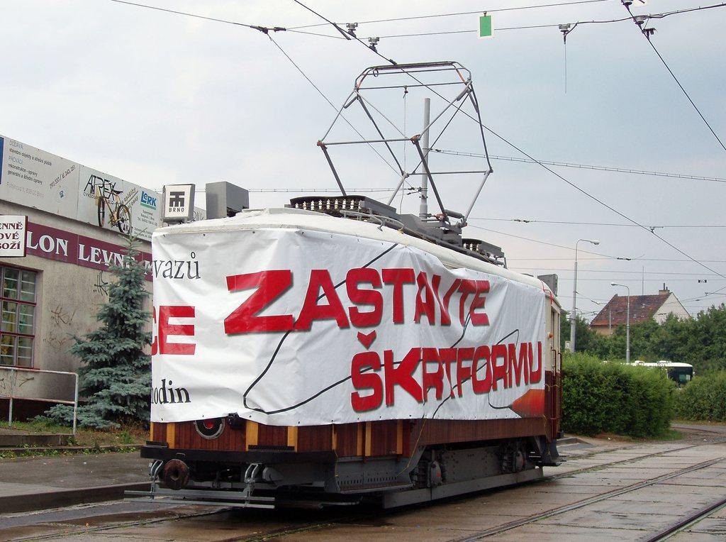 Fotogalerie » KPS Brno mv6.3 107   Brno   Židenice   Stará Osada