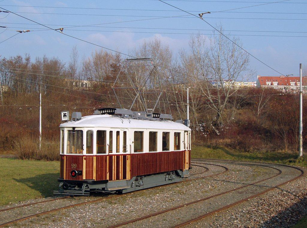 Fotogalerie » KPS Brno + SBEPD mv6.2 99   Brno   Líšeň   Novolíšeňská, smyčka