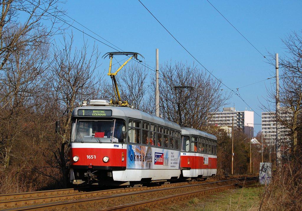 Fotogalerie » Pragoimex T3R.PV 1653 | Pragoimex T3R.PV 1654 | Brno | Žabovřesky
