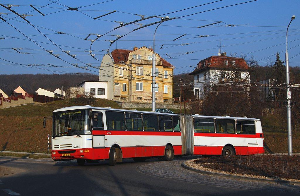 Fotogalerie » Karosa B941.1930 2335   Brno   Komín   Hlavní