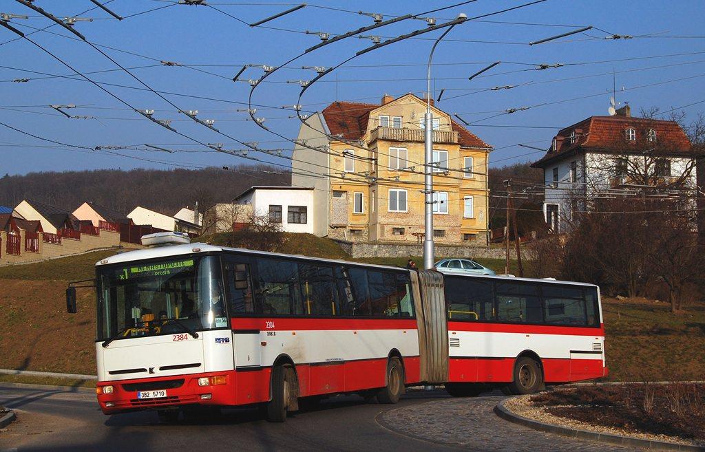 Fotogalerie » Karosa B961E.1970 2384 | Brno | Komín | Hlavní