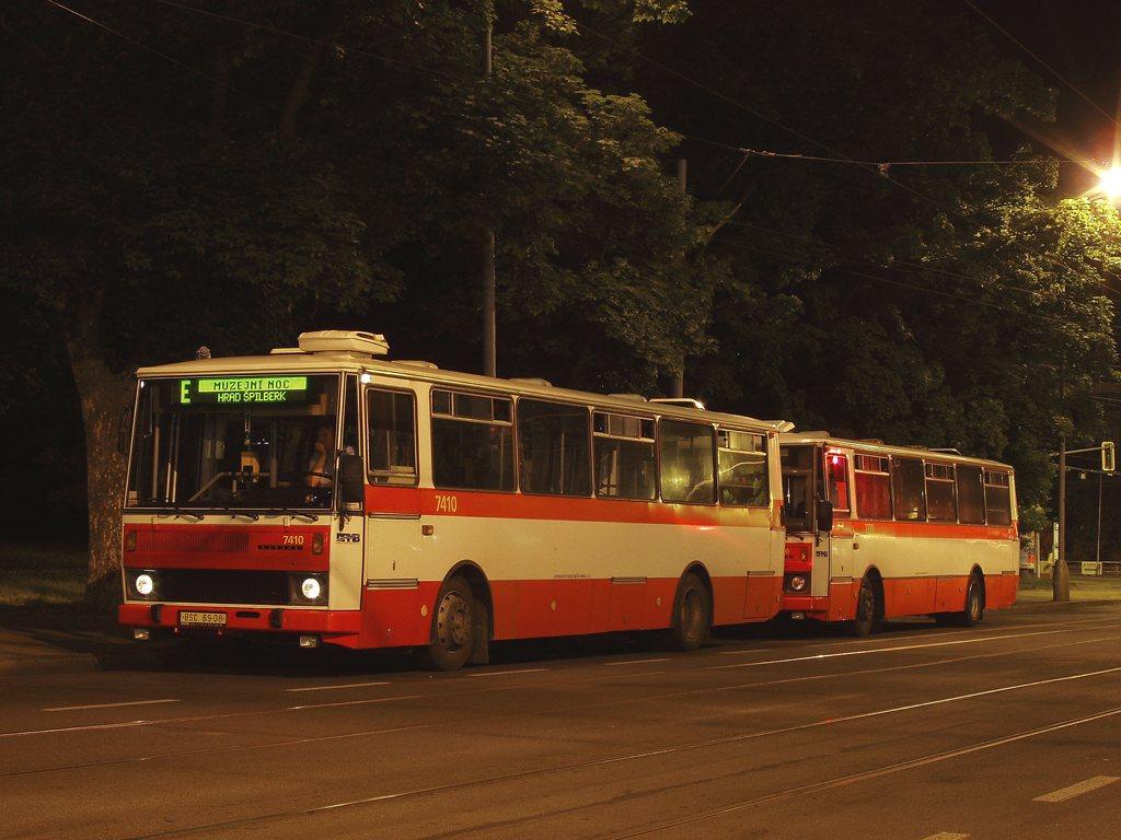 Fotogalerie » Karosa B731.1669 7410 | Brno | střed | Moravské náměstí