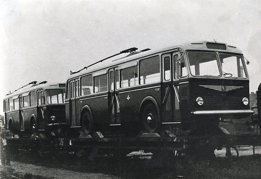 Fotogalerie » Škoda 6Tr1   Brno   Dolní nádraží
