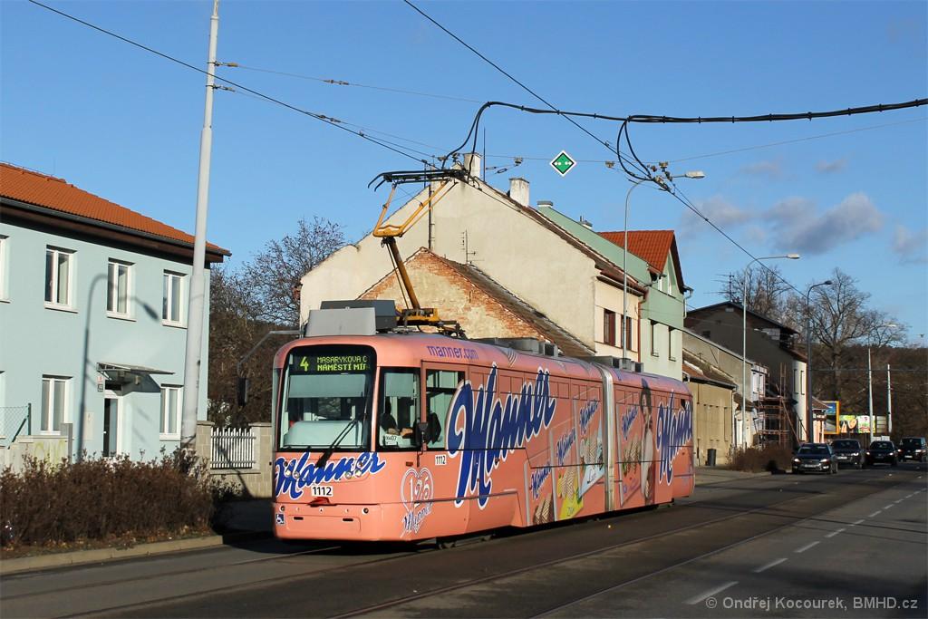 Fotogalerie » Pragoimex VarioLF2R.E 1112   Brno   Maloměřice   Obřanská