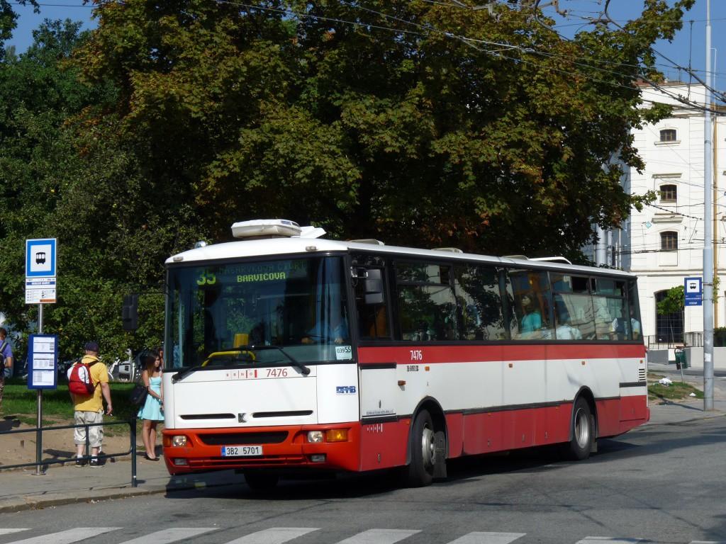 Fotogalerie » Karosa B951E.1713 3B2 5701 7476   Brno   Staré Brno   Mendlovo náměstí   Mendlovo náměstí