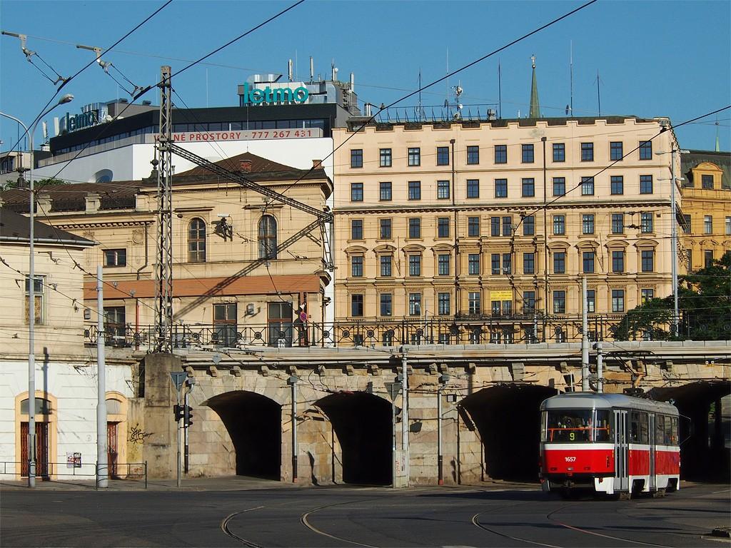 Fotogalerie » Pragoimex T3R.PV 1657 | Brno | střed | Křenová