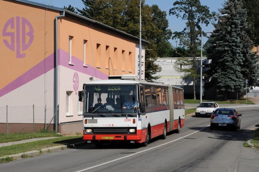 Fotogalerie » Karosa B741.1924 BSC 50-43 2330 | Brno | Brněnské Ivanovice | Tuřanská