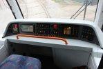 palubní deska tramvaje LF2
