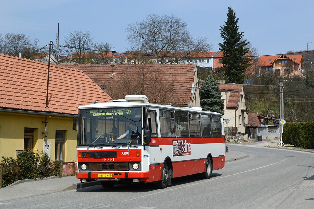 Fotogalerie » Karosa B732.1654.3 BSC 39-62 7390   Kanice   Kanice