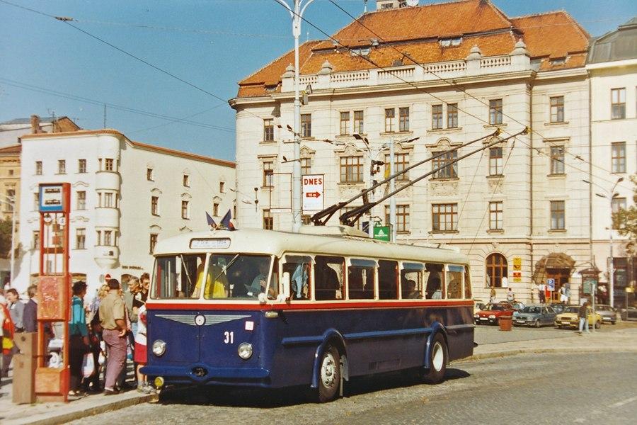 Fotogalerie » Škoda 7Tr4 31 | Jihlava