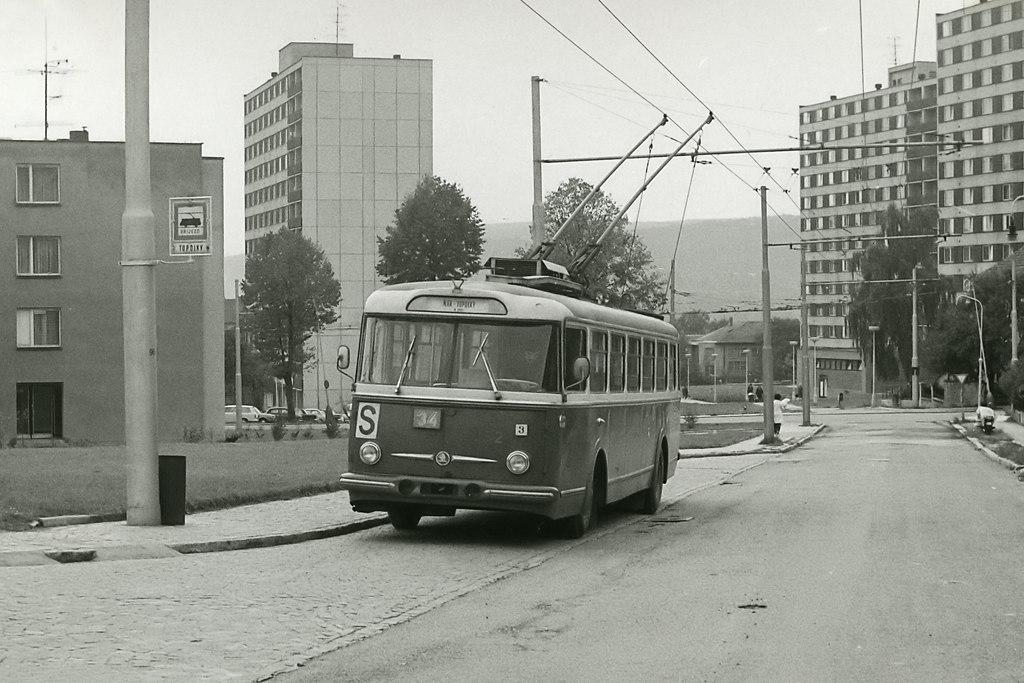 Fotogalerie » Škoda 9Tr4 3052 | Brno | Žabovřesky | Topolky | Topolky