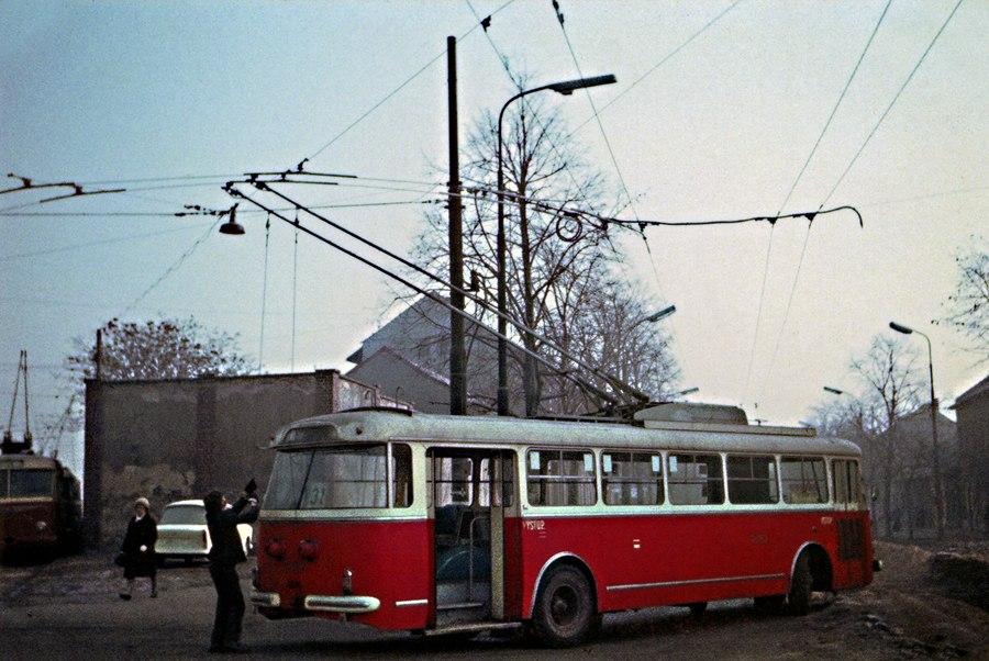 Fotogalerie » Škoda 9Tr17 3083   Brno   Černovice   Olomoucká   Nádraží Černovice