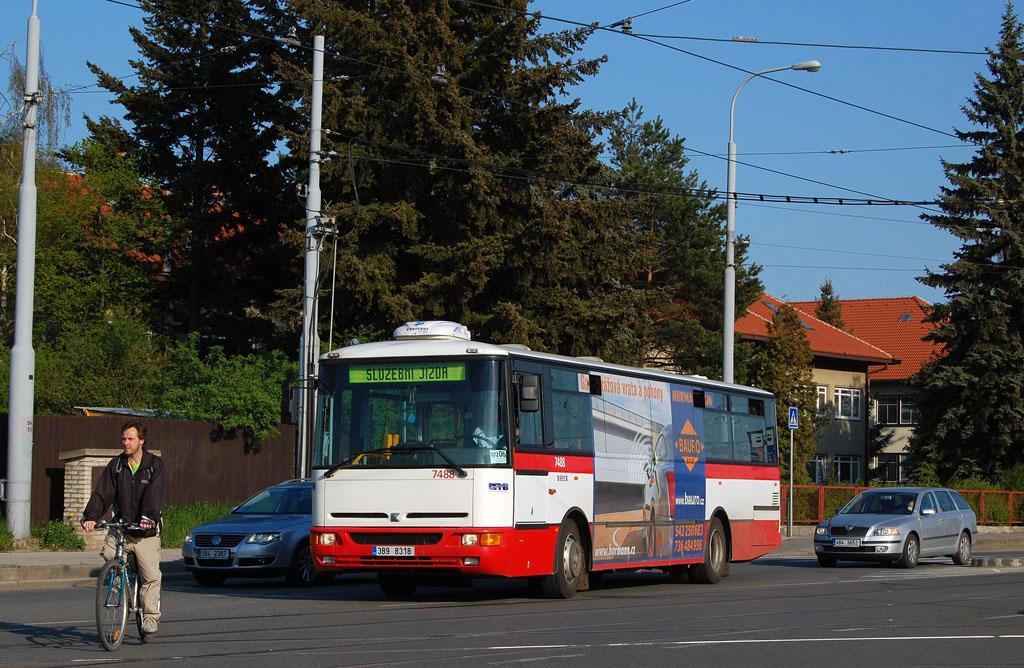 Fotogalerie » Karosa B951E.1713 7488 | Brno | Královo Pole | Palackého